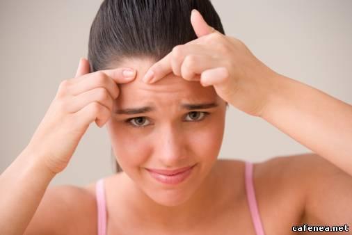 cum să pierdeți greutatea și acneea